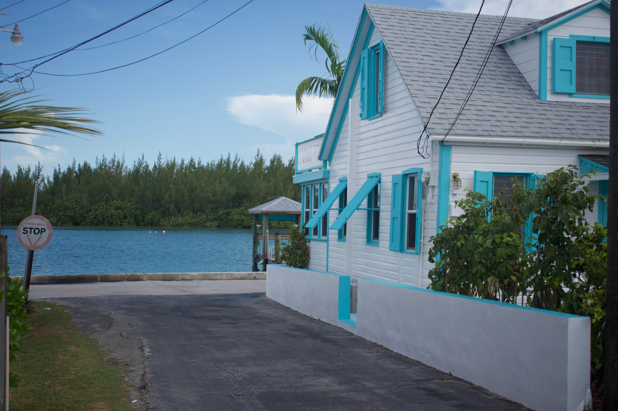 An Historic Home on Spanish Wells, Eleuthera