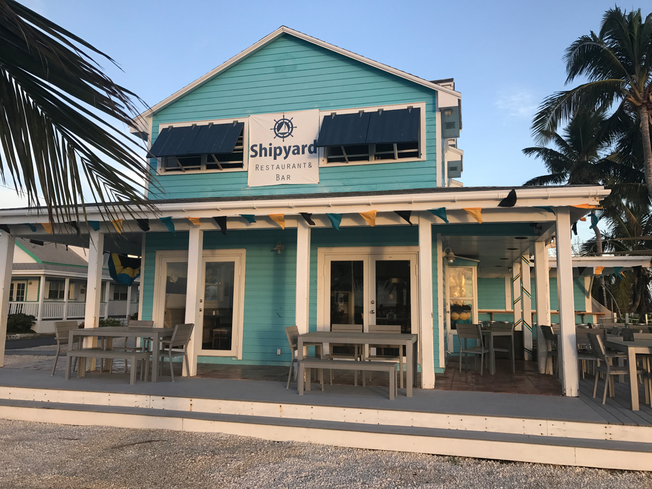 Shipyard Restaurant and Bar