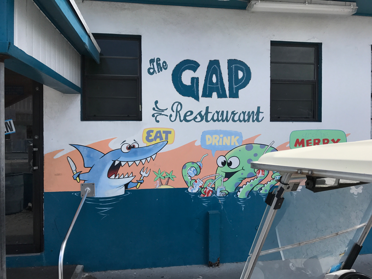 The Generation Gap Restaurant